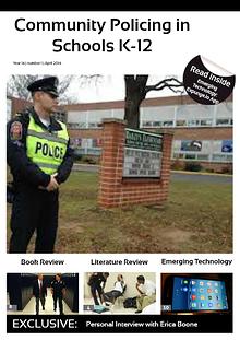 Commumity Policing in Schools K-12