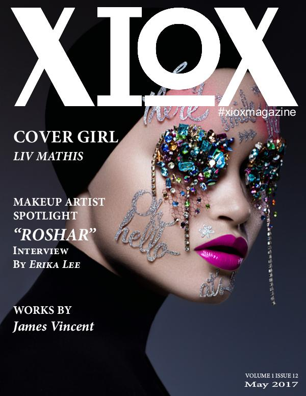 XIOX MAGAZINE may issue