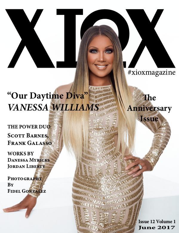 XiOX Magazine June Issue 12 Volume 1