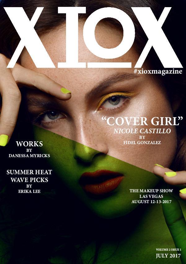 July Issue 1 volume 2 2017