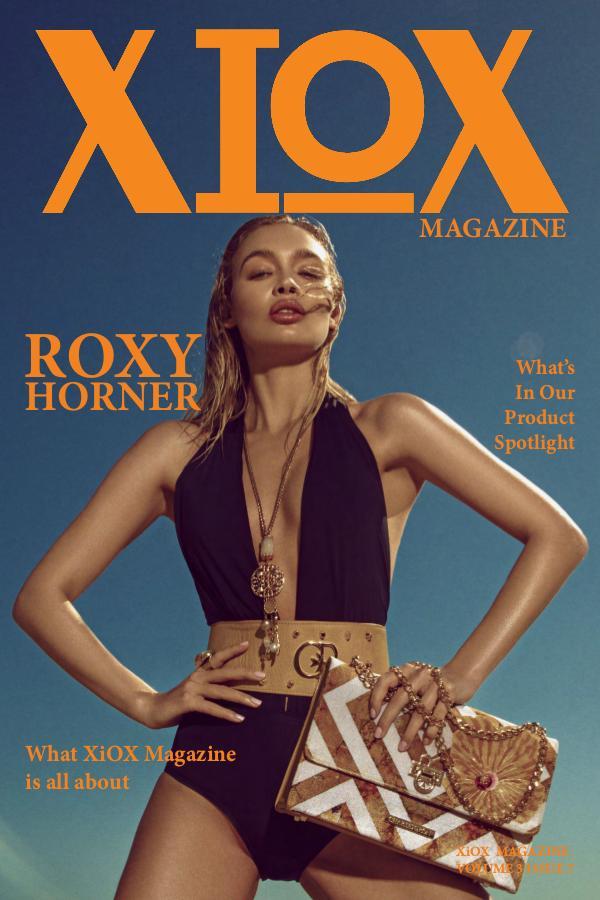 XIOX MAGAZINE Volume 3 Issue 7