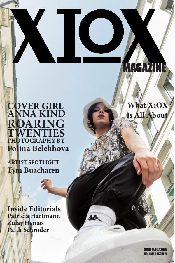 XIOX MAGAZINE Volume 3 Issue 9