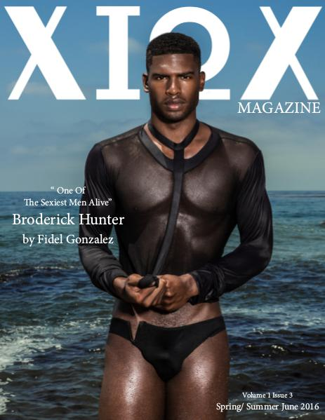 XIOX MAGAZINE June 2016 Volume 1 Issue 3