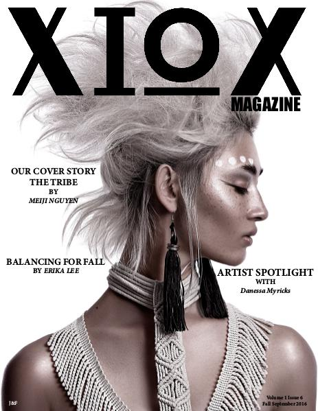 XIOX MAGAZINE Volume 1 Issue 6
