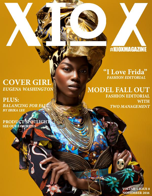 XIOX MAGAZINE VOLUME 1 ISSUE 8