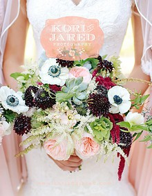 Kori & Jared Photography - 2014-2015 Wedding Guide