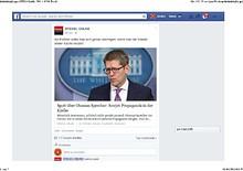 Hier ein wenig Shitstorm gegen das NATO CIA Hetzblatt Spiegel