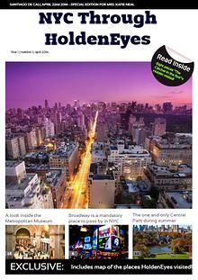 NYC Through HoldenEyes