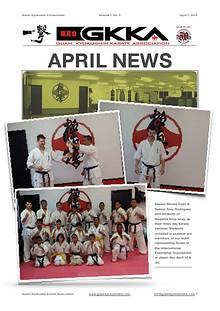 Guam Kyokushin Cornerstone