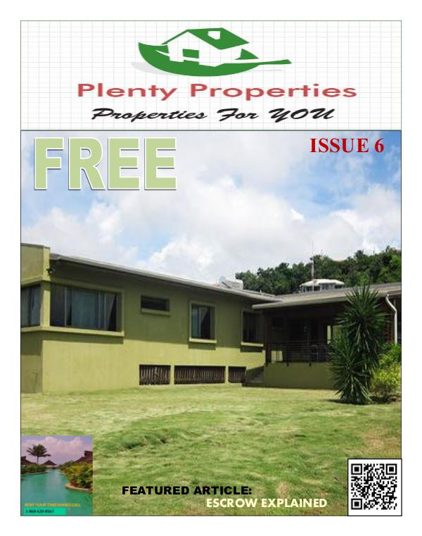 Plenty Properties ISSUE 6