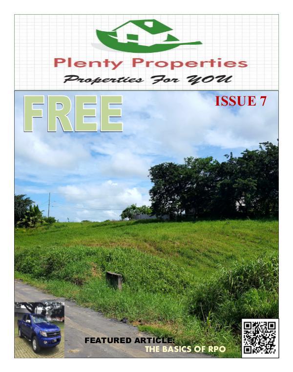 Plenty Properties ISSUE 7