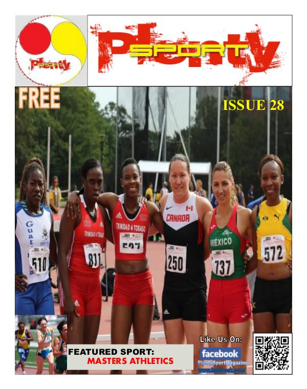 Plenty Sport : EZINE 28 Masters Athletics