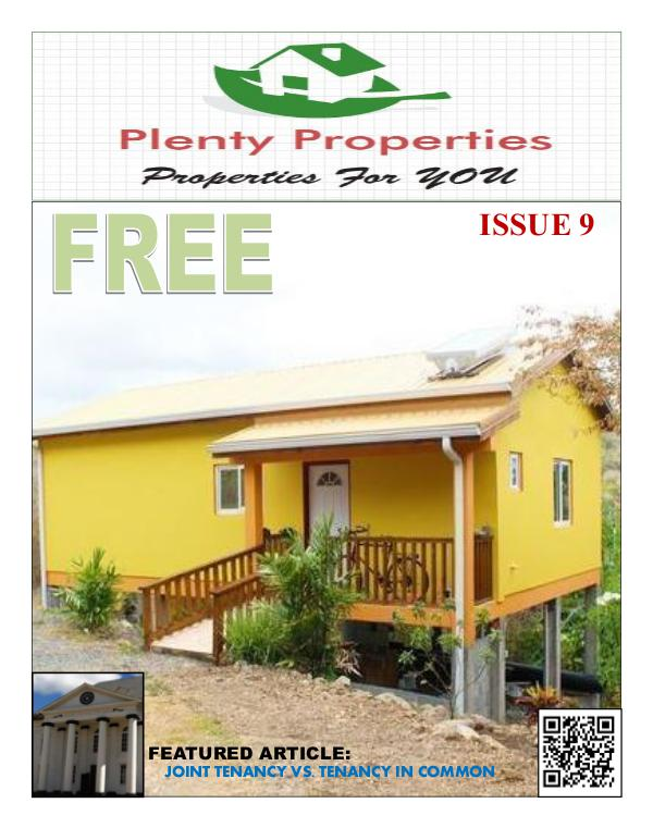 Plenty Properties ISSUE 9