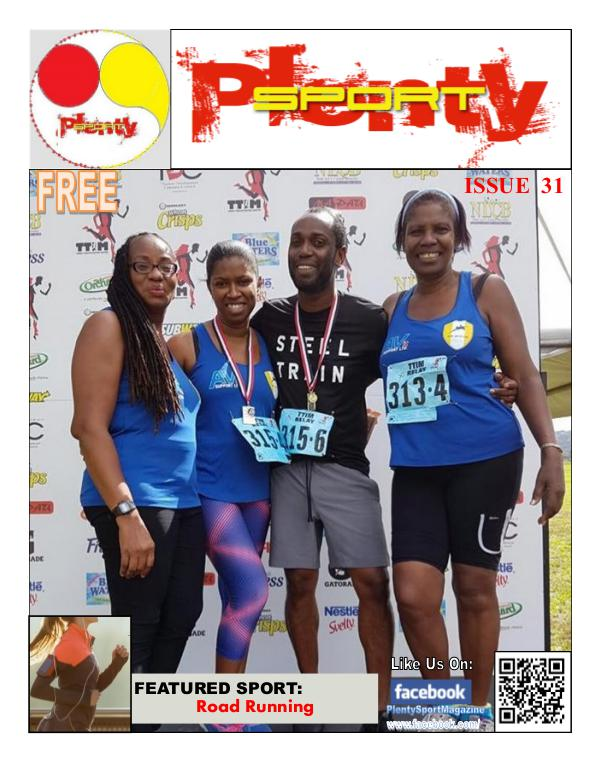 Plenty Sport : EZINE 31 Road Running