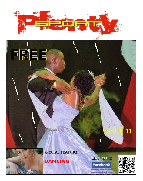 Plenty Sport : EZINE Issue 11 Dancing