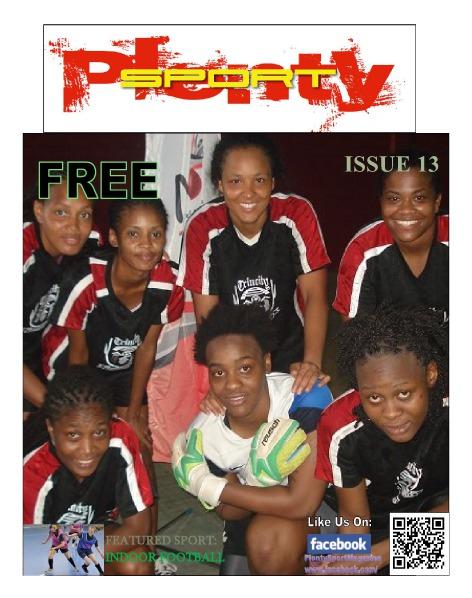 Plenty Sport : EZINE ISSUE 13 - INDOOR FOOTBALL