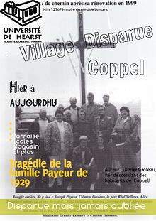 Coppell, un village disparu mais pas oublié