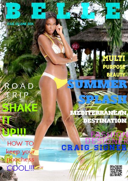 BELLE VM ISSUE 03/JUNE2014