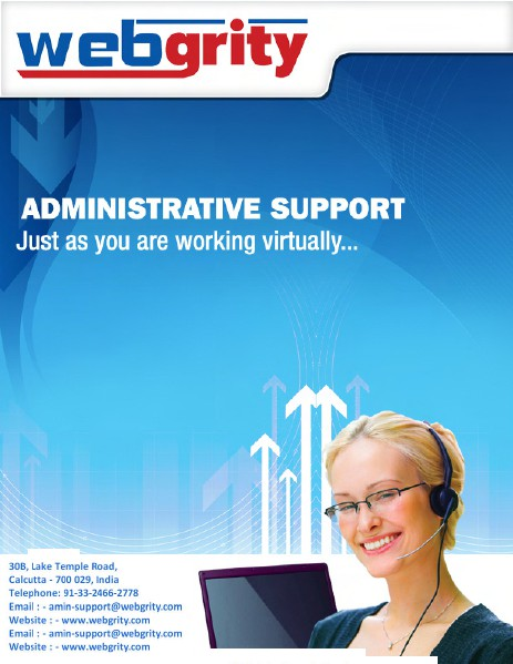 webgrity Administrative Support Webgrity Administrative Support