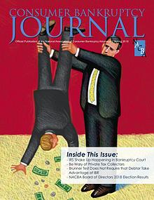 Consumer Bankruptcy Journal