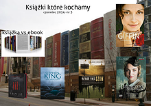 Książki które kochamy June 2014