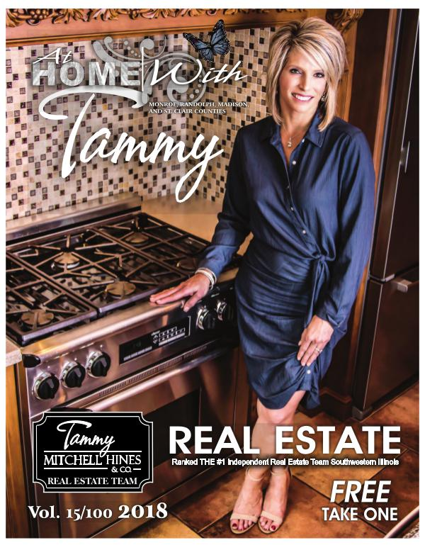 At Home with Tammy Real Estate Magazine Fall 2018