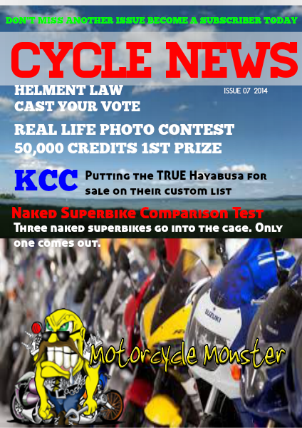 CYCLE NEWs 7th Edition July 2014