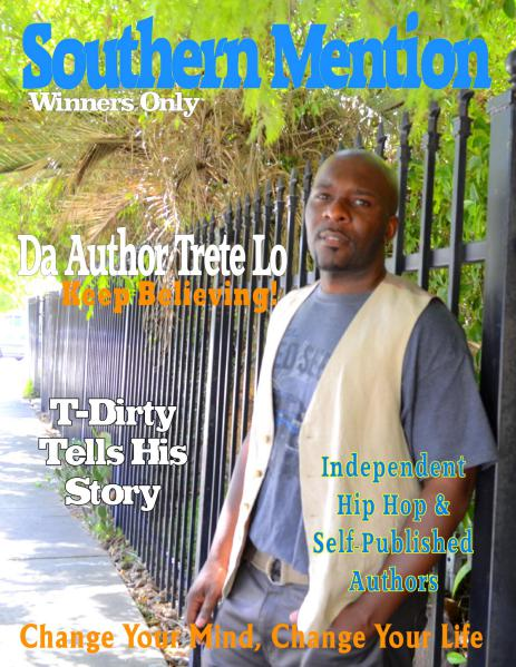 Southern Mention Volume 7 Issue 4 Magazine Volume 7 Issue 4