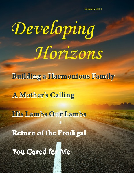 Developing Horizons Magazine (2).pdf Summer 2014
