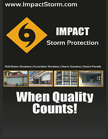 Impact Storm Protection - 2014