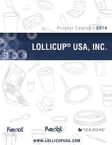Lollicup USA Product Catalog 2014