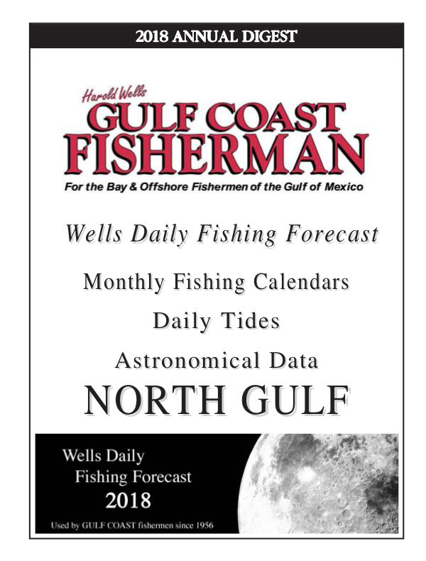 2018 NORTH GULF ANNUAL