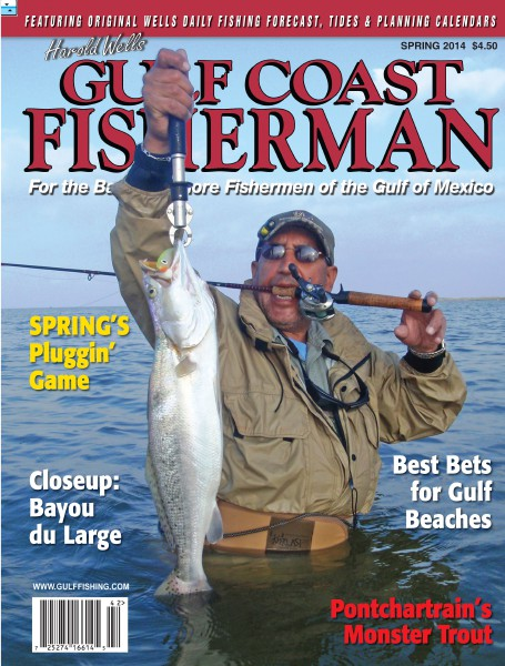 Gulf Coast Fisherman Magazine Vol. 38 - No. 2