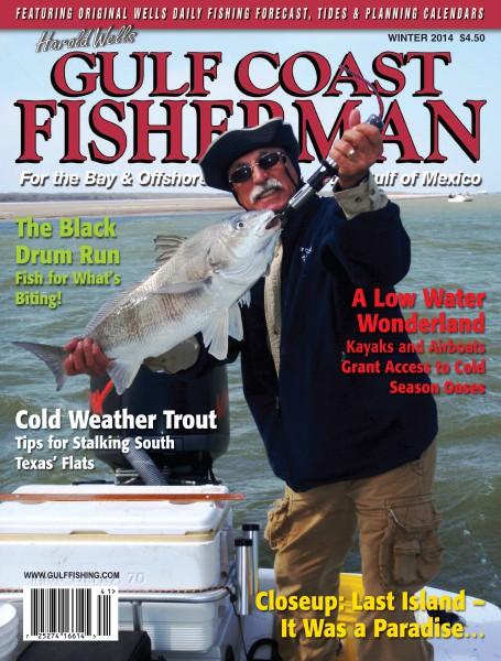Gulf Coast Fisherman Magazine Vol. 38 - No. 1
