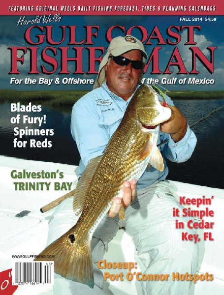 Gulf Coast Fisherman Magazine Vol 38 No. 4