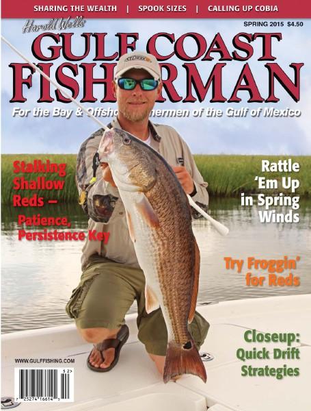 Gulf Coast Fisherman Magazine Vol 39 No. 2