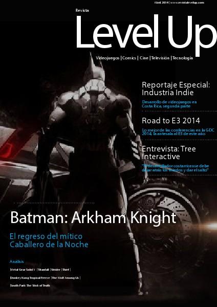 Revista Level Up (Abril 2014) (Abril 2014)