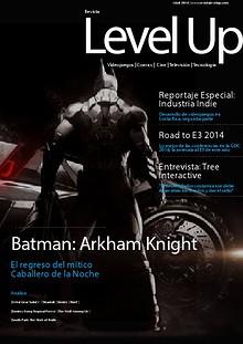 Revista Level Up (Abril 2014)