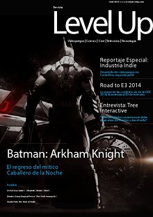 Revista Level Up (Abril 2014)