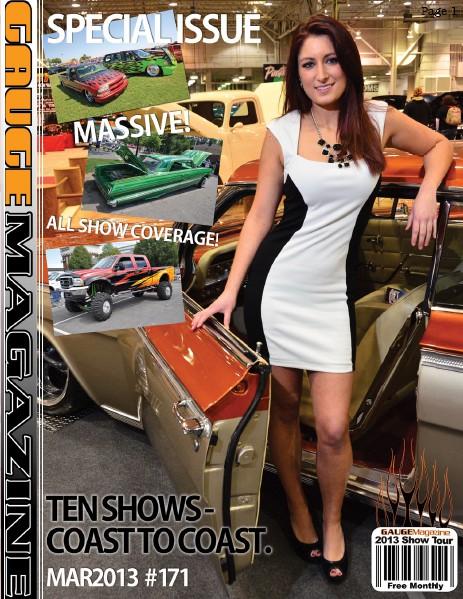 Gauge Magazine March 2013 March 2013