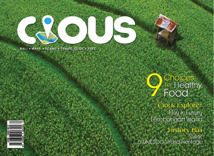 CIOUS 9 Choices for Healthy Food in Bali , Ed April 14 V