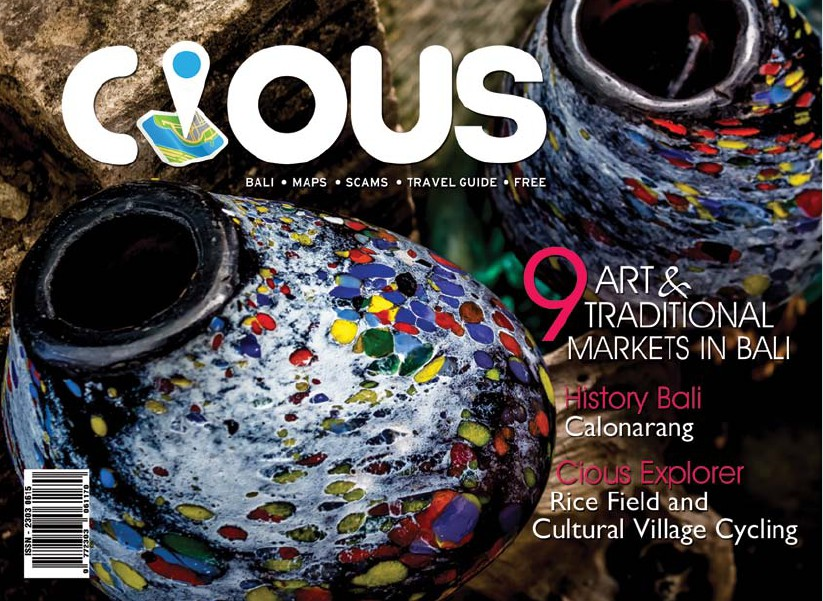 CIOUS 9 ART & Traditional Markets in Bali ,