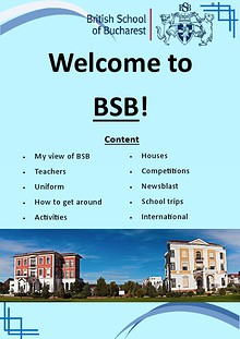 British School Bucharest