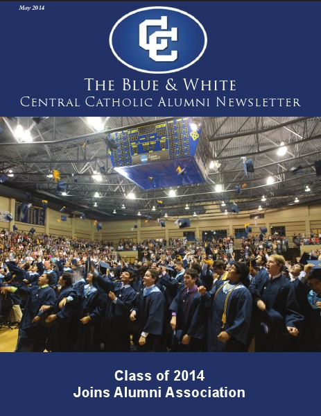 The Blue and White Newsletter May 2014