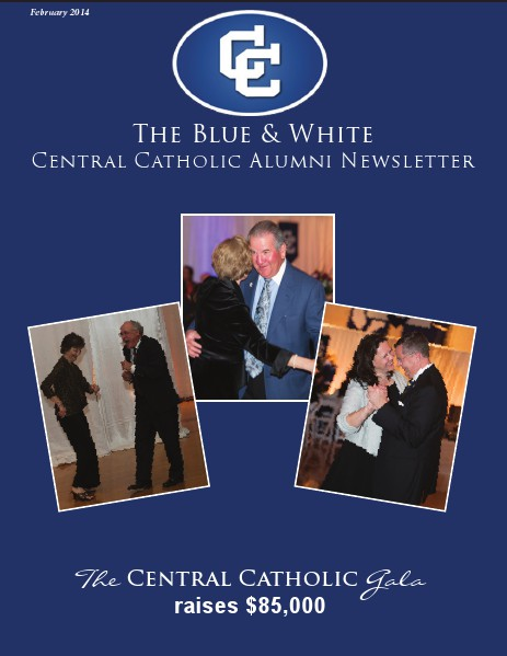 The Blue and White Newsletter February 2014