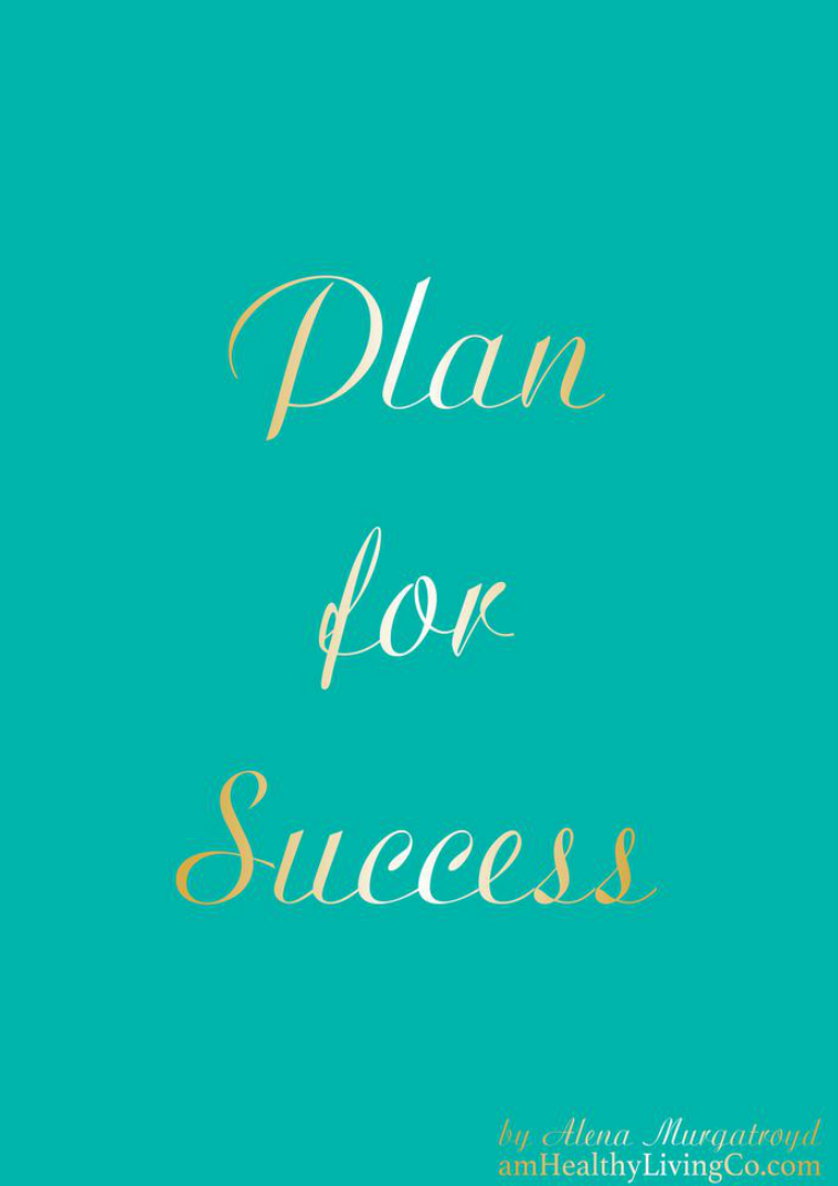 Plan for Success Plan for Success - Ocean
