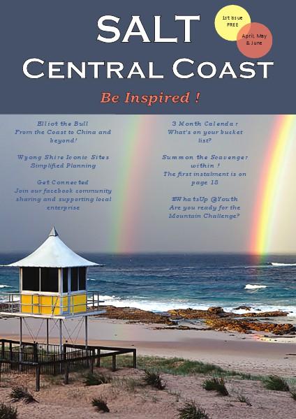 SALT Central Coast Issue 1, April 2014