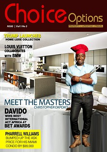 3rd Edition of Choice Option Magazine
