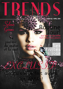 French Project: Magazine