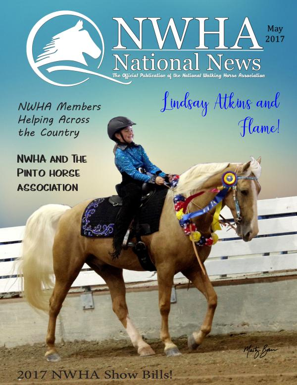 NWHA National News May 2017